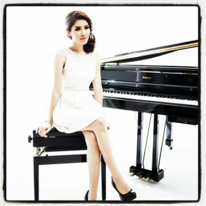 Nok KPN หนึ่งในศิลปินไทยที่ได้ร่วมขึ้นร้องเพลงกับโปรดิวเซอร์ระดับโลก David Foster